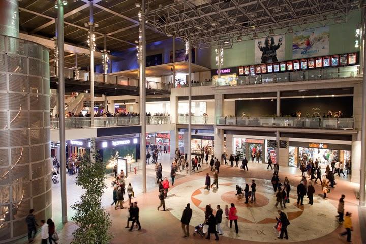 Centro comercial la maquinista - Centro comercial maquinista barcelona ...